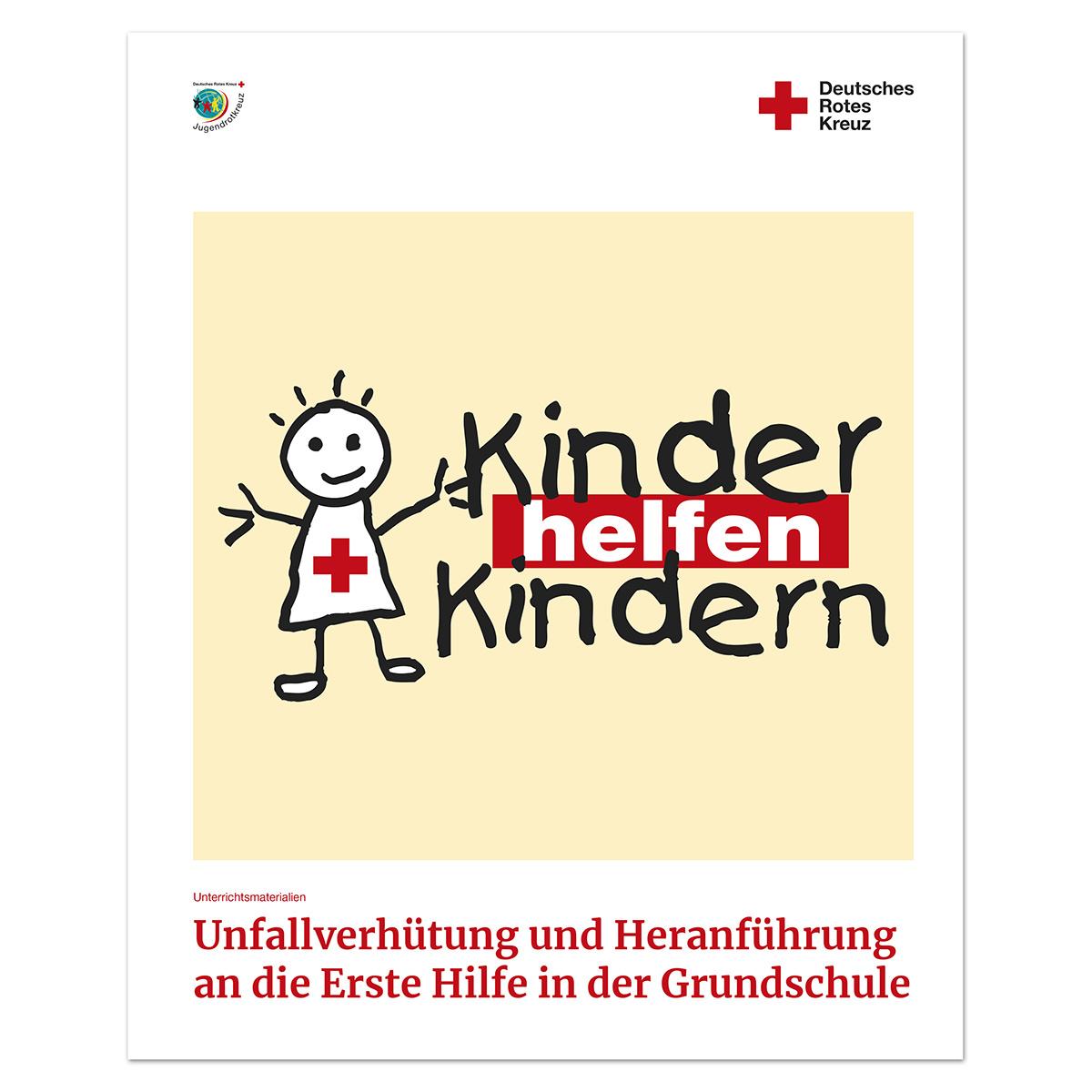 Unterrichtsmaterialien Heranfuhrung An Die Erste Hilfe In Der Grundschule Rotkreuzshop De