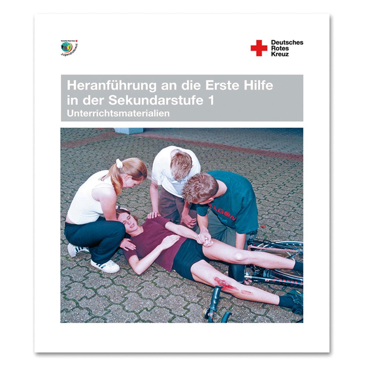 Unterrichtsmaterialien Heranführung an die Erste Hilfe in der ...